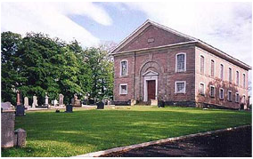 Church Exterior Picture Header