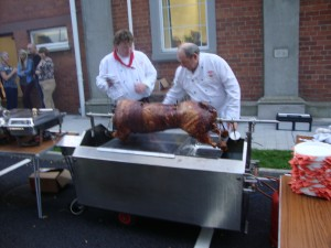 Hog Roast September 2013 004